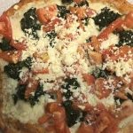Greek Pizza Slice