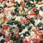 Deep Dish <br>Greek Pizza